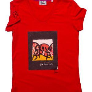 TQuadro|T-Shirt Donna